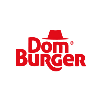 Logotipo oficial Dom Burger