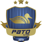 Escudo oficial do Pato Futsal