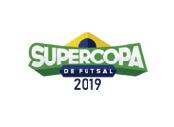 Logotipo Supercopa de Futsal 2019