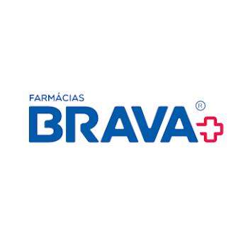 Logotipo oficial Farmácias Brava