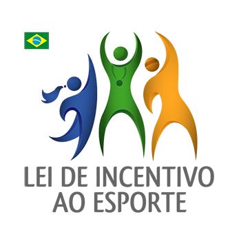Logotipo oficial Lei de Incentivo ao Esporte